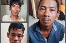 Misteri Pembunuhan Sadis Yan Saputra Terungkap, Pelaku Tiga Orang, Nih Tampangnya - JPNN.com