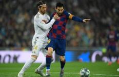 Tawaran Khusus dari Ramos jika Messi Gabung Real Madrid - JPNN.com