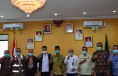 Dongkrak Produktivitas, Kementan dan Kabupaten OKI Bersinergi Bangun SDM Pertanian - JPNN.com