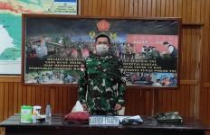 Kasrem 174 Merauke Ikuti Rakorter TNI Tahun 2021 Secara Virtual - JPNN.com