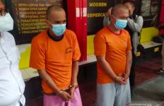 2 Bandit yang Mengaku Anggota Unit Khusus Polisi Ini Akhirnya Ditangkap, Lihat Tuh Tampangnya - JPNN.com