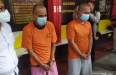 Lihat Penampilan SA dan WS Setelah Ditangkap, AS Masuk DPO - JPNN.com
