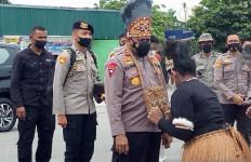 Irjen Fakhiri kepada Brimob Nusantara: Kekerasan Itu Harus Kita Hentikan - JPNN.com