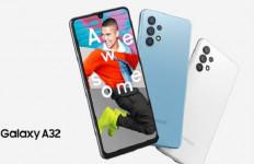Samsung Galaxy A32 Resmi Meluncur di Indonesia, Ini Spesifikasinya - JPNN.com