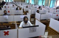 UTBK SBMPTN 2021: 4 Hal yang Harus Dilakukan Peserta di Lokasi Ujian - JPNN.com