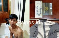 Serang Polisi, Turis Keok Diterjang Timah Panas, Kaki Kanannya Bolong - JPNN.com