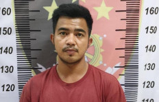 Penganiaya Keponakan Pacar yang Videonya Viral di Medsos Sudah Ditangkap, Lihat Tuh Tampangnya - JPNN.com