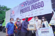J99 Foundation Salurkan Bantuan untuk Para Korban Terdampak Banjir di Probolinggo - JPNN.com