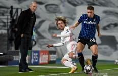 Zidane tak Tanggung-tanggung Puji Pemain ini - JPNN.com