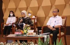 Menaker Ida Fauziyah Minta Kadisnaker Bersinergi Kawal Implementasi UU Cipta Kerja - JPNN.com