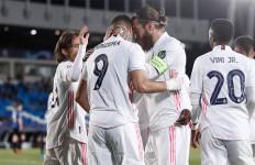 Setelah 2 Musim, Real Madrid Akhirnya Lolos ke Perempat Final Liga Champions - JPNN.com