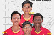 Piala Menpora 2021: Persija Promosikan 4 Pemain Akademi - JPNN.com