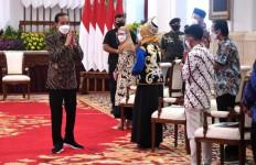 Presiden Jokowi Meminta Rio Bercerita tentang Kisah Suksesnya, Silakan Disimak - JPNN.com