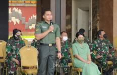 Istri KSAD Jenderal Andika Punya Panggilan Khusus untuk Serda Manganang - JPNN.com