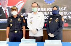 Bea Cukai dan BNN Musnahkan Barang Bukti Tindak Pidana Narkotika - JPNN.com