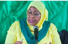Presiden Wanita Pertama di Tanzania Dilantik Hari Ini - JPNN.com