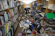 Gempa Besar Mengguncang Jepang, Menyebabkan Tsunami - JPNN.com