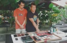 Lihat, UJ dan Istrinya Sudah Ditangkap, Keduanya Sering Beraksi di Gili Trawangan - JPNN.com