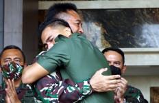 Jenderal Andika Bercerita soal Proses Pemberian Nama Aprilio Manganang, Oh Ternyata - JPNN.com