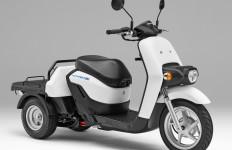 Honda Meluncurkan Skutik Kargo Bertenaga Listrik, Sebegini Harganya - JPNN.com