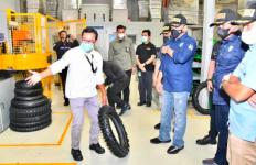 Kunjungi Pabrik Ban Pirelli di Subang, Bamsoet Ajak Majukan Olahraga Otomotif Indonesia - JPNN.com
