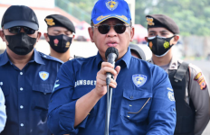 Bamsoet Buka Kejuaraan Balap Motor H Putra Indonesia Cup Prix 2021 - JPNN.com