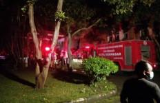 Polresta Denpasar Usut Penyebab Kebakaran di Kantor KLHK Bali-Nusra - JPNN.com