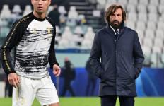 Kontrak Ronaldo Bakal Habis, Pirlo Bilang begini - JPNN.com