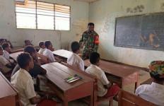 Satgas TMMD Dorong Peningkatan Mutu Pendidikan di Papua - JPNN.com