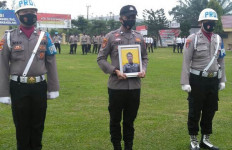 Divonis 8 Tahun Penjara, Brigadir AS Langsung Dipecat dari Kepolisian - JPNN.com
