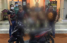 Dua Penjambret Ponsel Perwira Polisi Ditangkap, Nih Tampangnya - JPNN.com