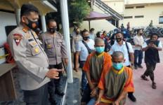 Pelempar Kaca Truk di Jalinsum Asahan Akhirnya Ditangkap, Tuh Pelakunya - JPNN.com