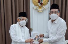 Forkonas PP Daerah Otonomi Baru Undang Wapres Kiai Ma'ruf Amin Hadiri Silaturahmi Nasional - JPNN.com