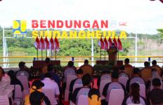 Peringati Hari Air Dunia 2021, Kementerian PUPR Hijaukan Area Infrastruktur di Seluruh Indonesia - JPNN.com