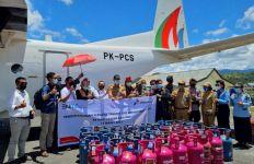 Tabung LPG Pertamina Mendarat di Perbatasan RI, Harganya Lebih Murah dari Malaysia - JPNN.com