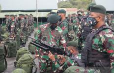 Mayjen Heri Wiranto: Kalian Berangkat dengan Jumlah 450, Kembali Harus Utuh! - JPNN.com