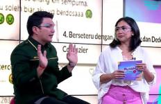 Feni Rose Sindir Aldi Taher Soal Celana, Menohok Banget - JPNN.com