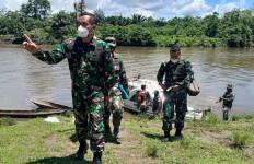 Tim Wasev Mabes TNI AD Tinjau Lokasi TMMD ke-110 Kodim Boven Digoel - JPNN.com