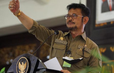 Lima Pesan Mentan untuk Peserta Bimtek Petani Millenial di Jombang - JPNN.com