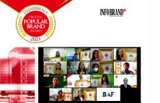 Puluhan Produk Ternama Raih Indonesia Digital Popular Brand Award 2021 - JPNN.com