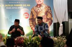 Hadapi Konferwil NU DKI, Ustaz Yusuf Mansur Doakan Gus Jazil - JPNN.com