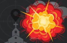 Kutuk Bom Bunuh Diri di Depan Katedral Makassar, PBB: Biadab - JPNN.com
