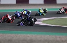 Dramatis, Maverick Vinales Juara MotoGP Qatar - JPNN.com