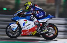Pertamina Mandalika SAG di Moto2: Bo Bendsneyder Finis ke-9 - JPNN.com