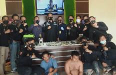 Rafik Sudah Ditangkap Dalam Sebuah Penggerebekan di OKI, Terima Kasih, Pak Polisi - JPNN.com