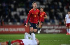 Spanyol Akhirnya Bernapas Lega, Georgia Dihukum Kartu Merah - JPNN.com