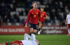 Kualifikasi Piala Dunia: Spanyol Nyaris Mendapat Malu di Georgia - JPNN.com
