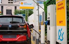 Shell Indonesia Punya Layanan SPKLU untuk Kendaraan Listrik, Harganya? - JPNN.com