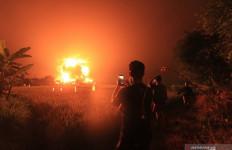 Pertamina Mulai Mendata Kerugian Pasca-kebakaran Kilang Balongan - JPNN.com