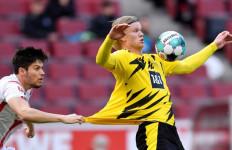 Haaland Menjelma Jadi Penyerang Produktif, Harus Pindah dari Dortmund - JPNN.com